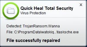 quick-heal-virus-protection-warning-message